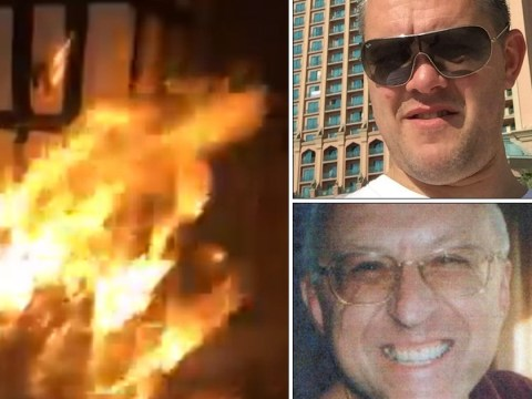 Man arrested over Grenfell bonfire is 'party animal' whose dad was murdered