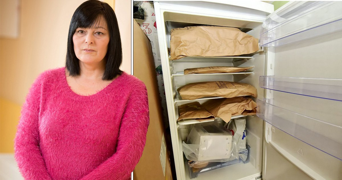 Mum keeps son's bloody clothes in freezer after he died in hit-and-run