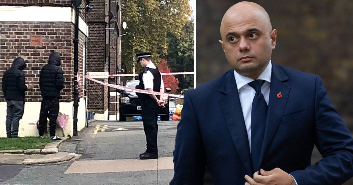Home Secretary tells police to step up after fifth London murder in six days