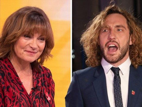 Lorraine Kelly rips into Seann Walsh over I'm A Celebrity line-up after he cancelled appearance on talk show