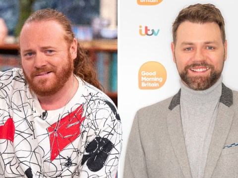 Keith Lemon rips into Brian McFadden over Westlife snub as star misses out on reunion