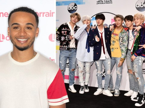 Aston Merrygold wrote a song for BTS' album and you may have loved it this whole time