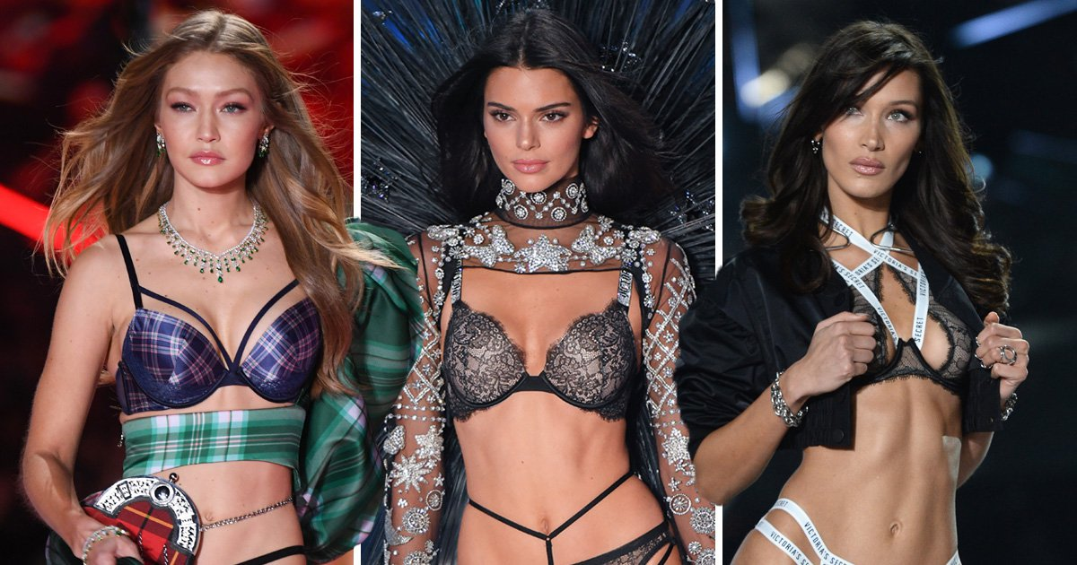 Kendall Jenner, Bella Hadid and Gigi Hadid shed their Angel wings for spectacular Victoria's Secret Fashion Show