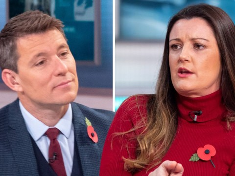 Ben Shephard forced to tell off guest for shouting at Dr Hilary Jones in vaccination row