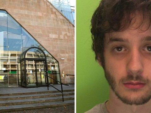 Student raped victim at knife point after watching 'violent porn' in days before