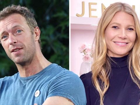 Gwyneth Paltrow and Brad Falchuk 'celebrate New Year's with Chris Martin and Dakota Johnson'