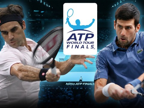 ATP Finals: Novak Djokovic and Roger Federer arrive in London with history in their sights