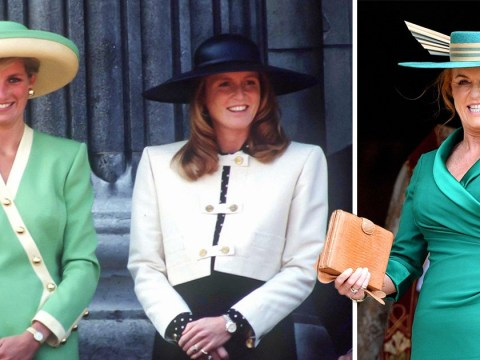 Fergie says Princess Diana 'would have loved' Princess Eugenie's wedding