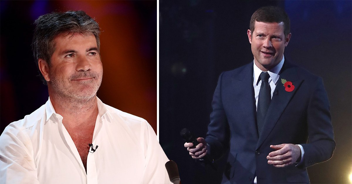 X Factor's Dermot O'Leary makes dig at Simon Cowell as three contestants 'milk The Greatest Showman to death'