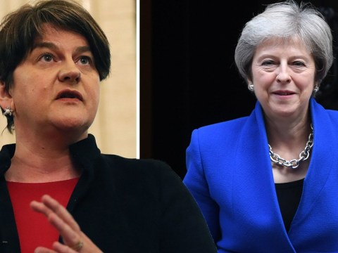 Theresa May sent fierce Brexit warning by DUP allies