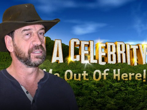Nick Knowles confirmed for I'm a Celebrity 2018 as he touches down in Brisbane airport