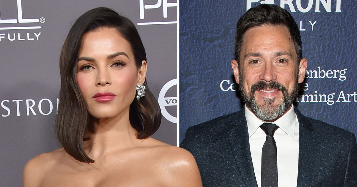 Jenna Dewan is 'very happy' with new boyfriend Steve Kazee after filing for divorce from Channing Tatum