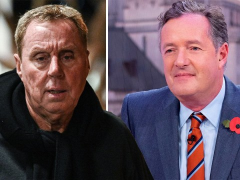 Piers Morgan slams Harry Redknapp for 'humiliating' himself with I'm A Celebrity appearance