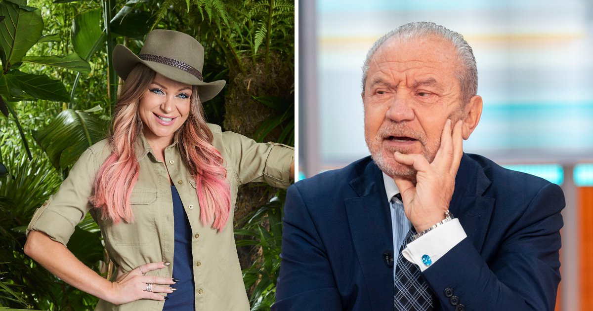 EastEnders' Rita Simons didn't tell Uncle Lord Sugar about doing I'm A Celeb… but she's sure he'll watch