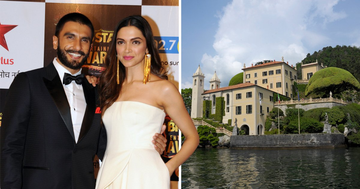 When and where is Deepika Padukone and Ranveer Singh's wedding?