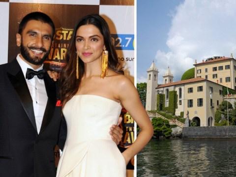 When and where is Deepika Padukone and Ranveer Singh's wedding?