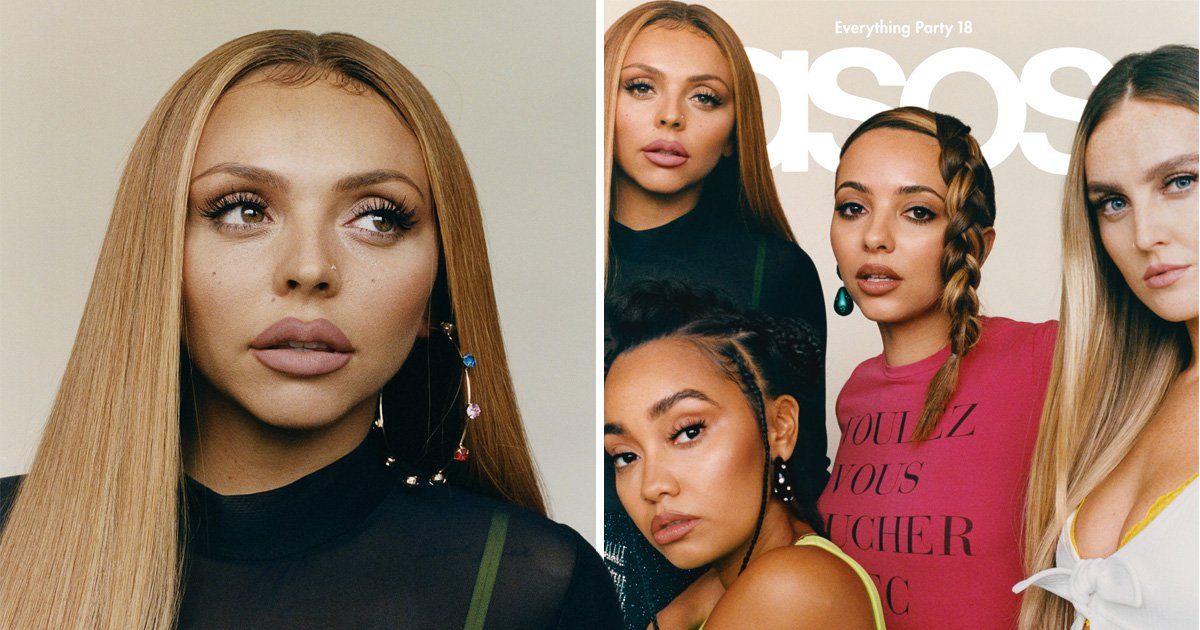 Jesy Nelson reveals 'miserable' lack of confidence as Simon Cowell opens up on Little Mix split