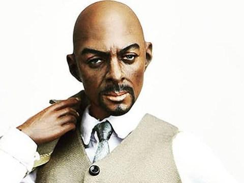 This Idris Elba doll worth £850 is getting royally mocked because it looks nothing like Idris Elba