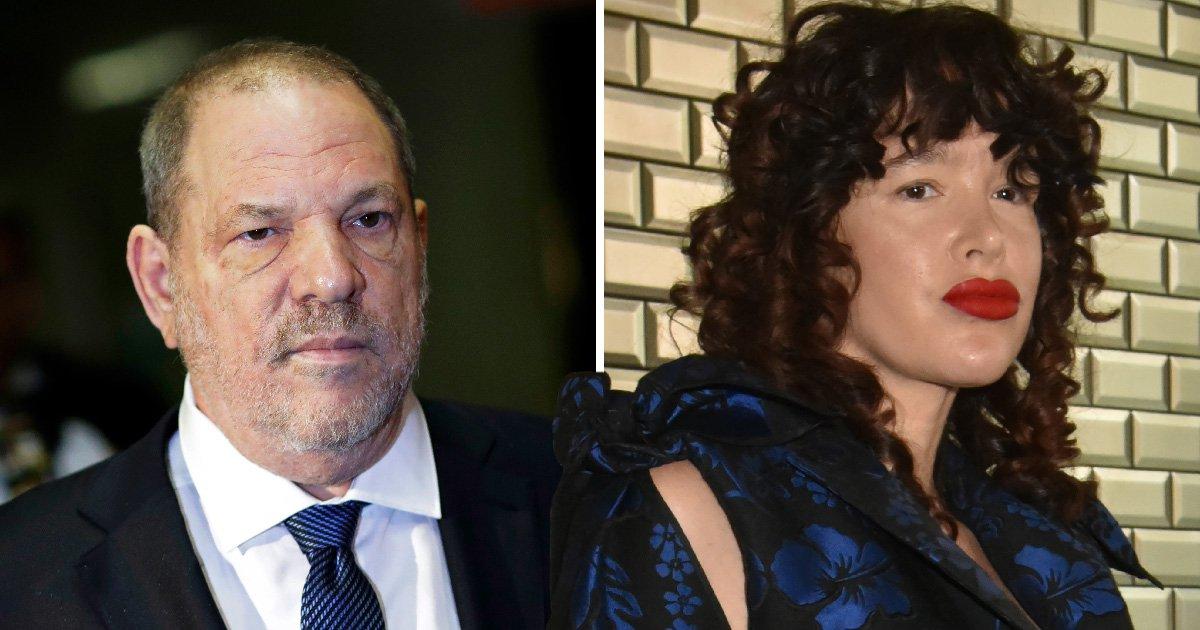 Paz de la Huerta sues Harvey Weinstein over rape and harassment allegations