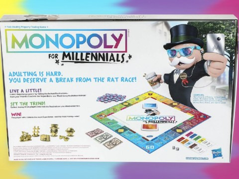 Monopoly for millennials is here and it's bleak