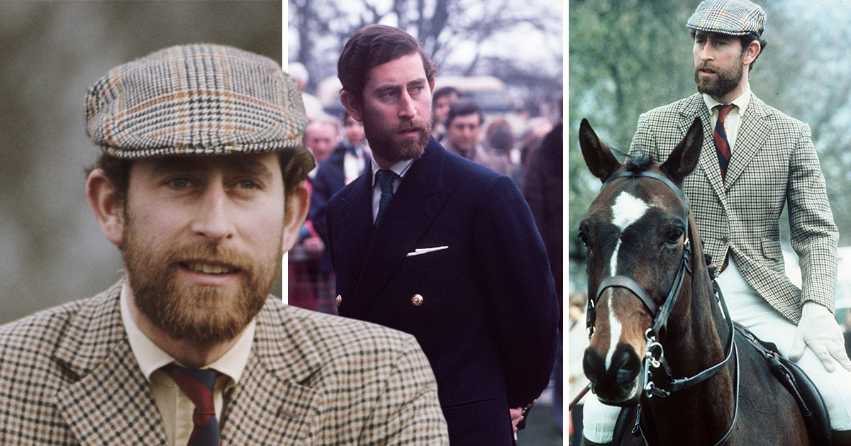 Remembering Prince Charles' beard on his 70th birthday