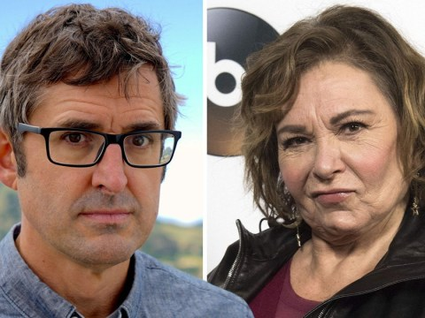 Louis Theroux wants Roseanne Barr in his next series: 'She'd be a good person to make a documentary about'