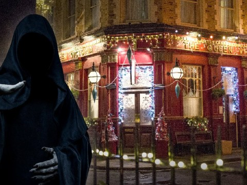 EastEnders spoilers: Keanu Taylor shot dead by Martin Fowler this Christmas?