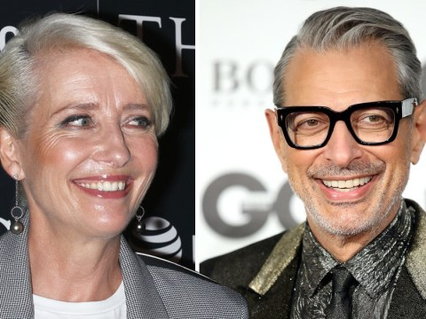Emma Thompson recalls Jeff Goldblum sex scene and it was toasty for all the wrong reasons