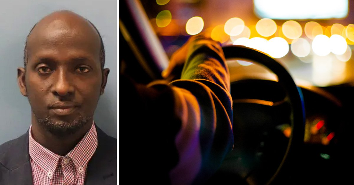 Taxi driver who targeted lone female passengers is jailed for sexual assault