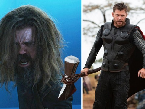Alternate Stormbreaker plotline would have wiped Peter Dinklage from Avengers: Infinity War