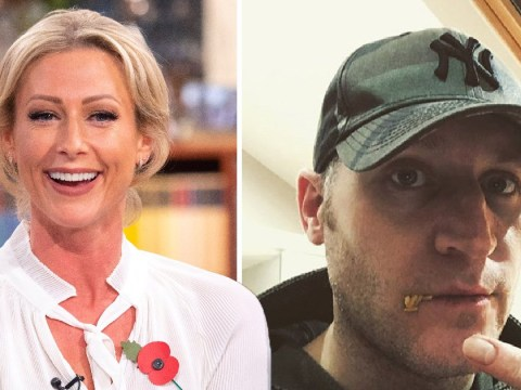 Faye Tozer's husband Mick Smith playfully addresses 'cosy' snaps between wife and pro dancer Giovanni Pernice