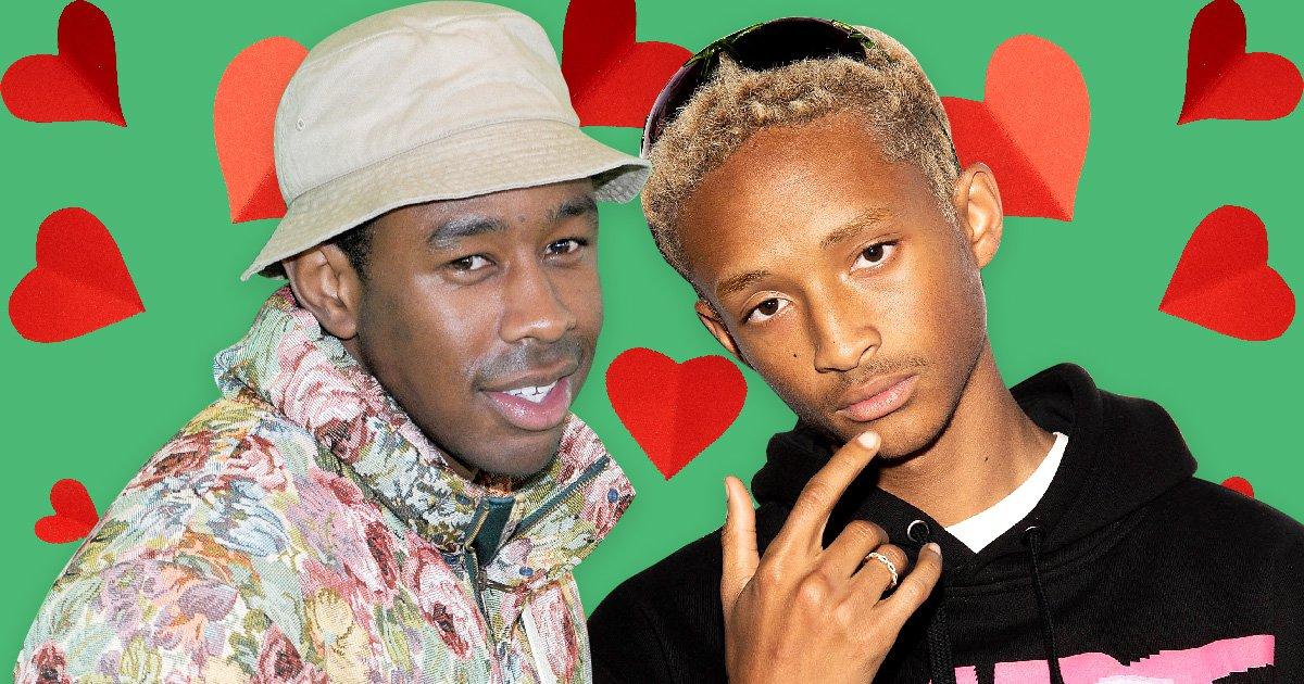 Jaden Smith is still romancing Tyler, The Creator – according to Jaden Smith