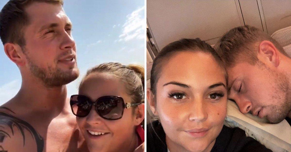 Jacqueline Jossa and Dan Osborne feel like 'newlyweds' again after a rocky few months