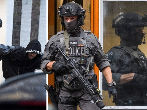 Five arrested for kidnap during raids in central London