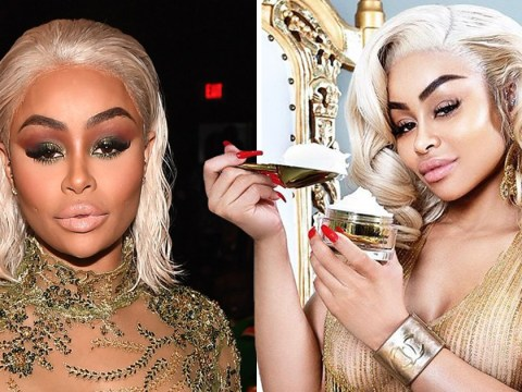 Blac Chyna accused of 'self hate' after promoting $250 skin lightening cream Whitenicious