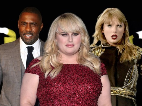 Rebel Wilson to join Idris Elba, Taylor Swift and Jennifer Hudson in Cats movie