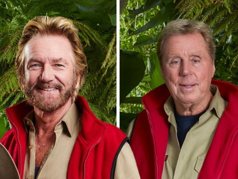 Piers Morgan predicts Harry Redknapp and Noel Edmonds 'won't get on' in I'm A Celebrity