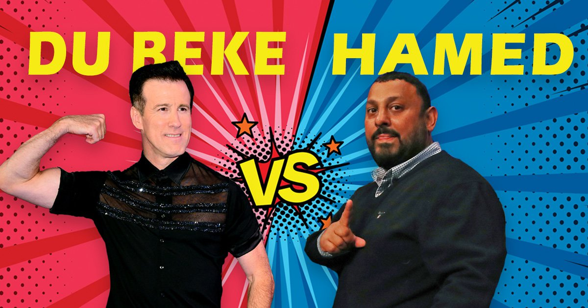 Prince Naseem 'threatens to knock out Anton Du Beke' in most bizarre feud of 2018