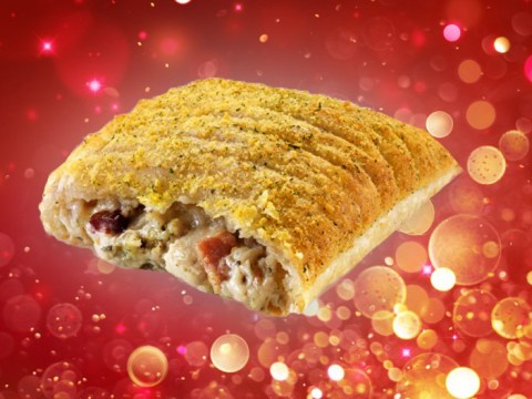 Iceland is now selling Greggs Festive Bakes