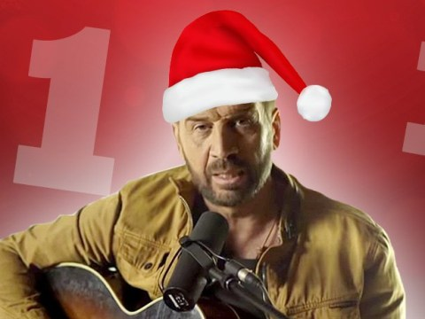 Nick Knowles tops iTunes Downloads charts as fans pledge to make him Christmas number one