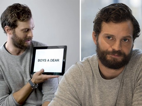 Jamie Dornan schools us in Northern Irish slang and frankly it's enlightening