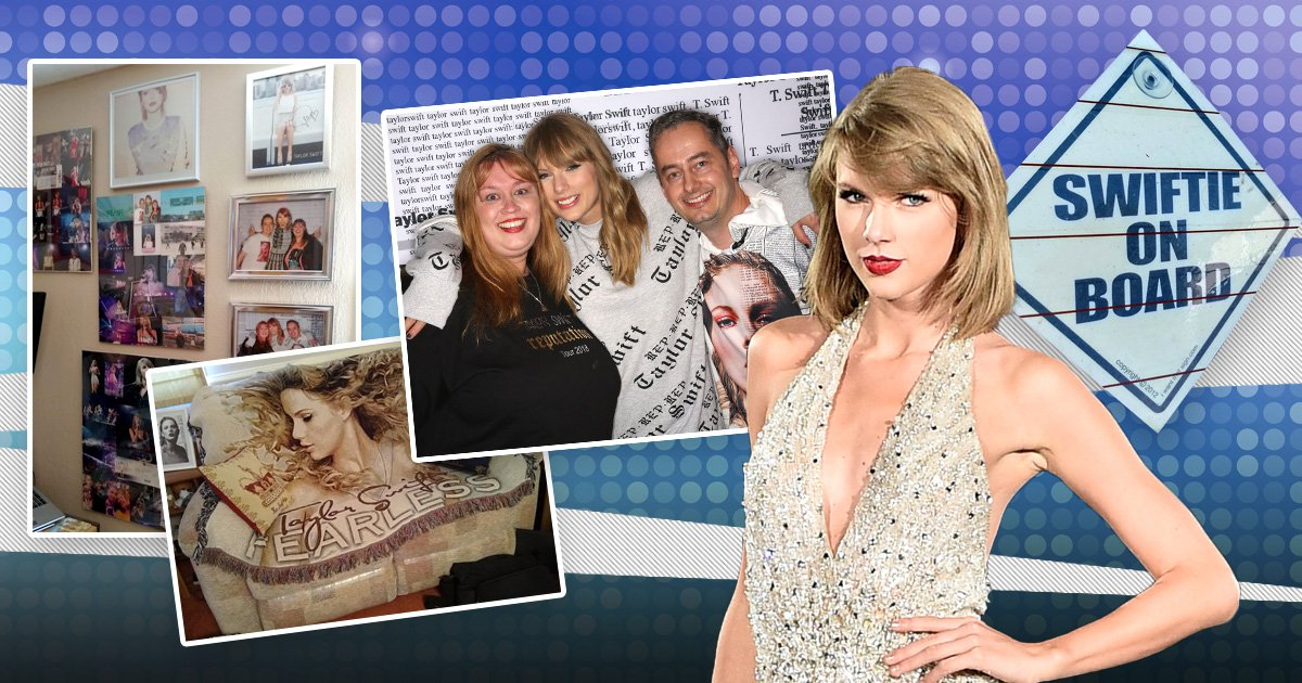I'm Your Biggest Fan: 'I've seen Taylor Swift perform 13 times in three years'