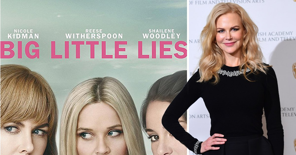 Nicole Kidman happy to get 'physically hurt' on Big Little Lies set because she's just that badass