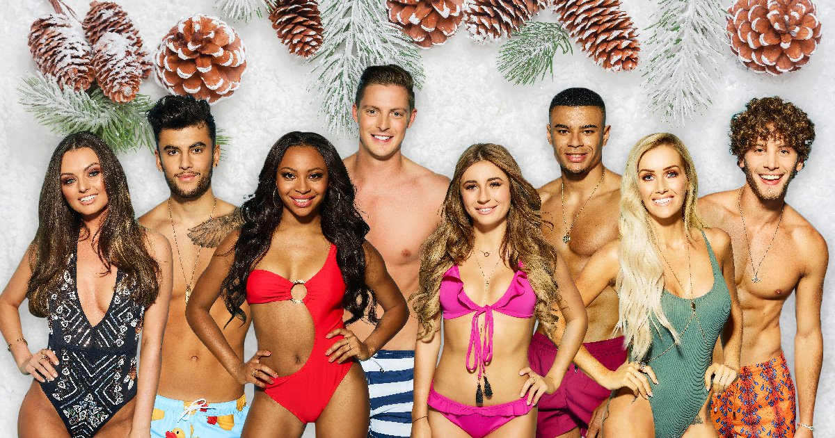 When is the Love Island Christmas special on and who is going to the reunion?