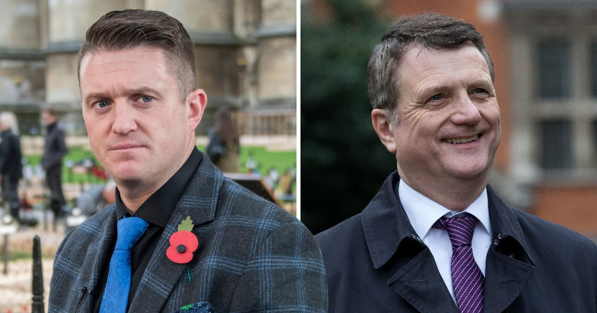 Tommy Robinson hired as UKIP leader's adviser on 'rape gangs' and prison reform