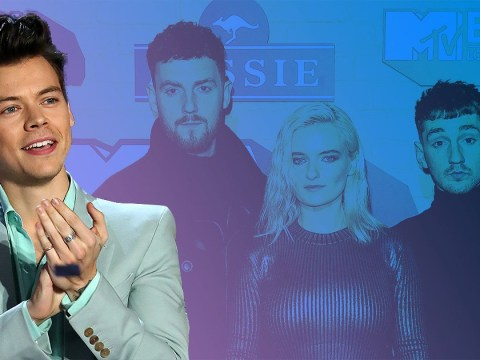 Clean Bandit 'would have had Harry Styles masturbate off a cliff' if he had recorded Solo