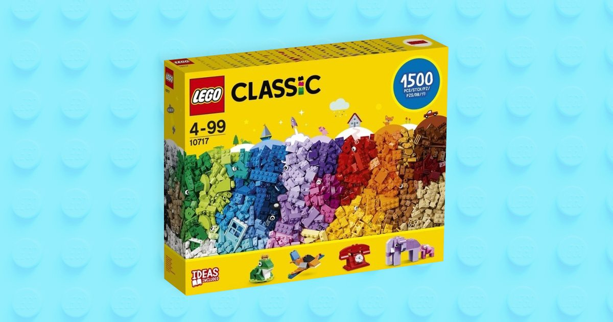 Lego's Black Friday 2018 deals