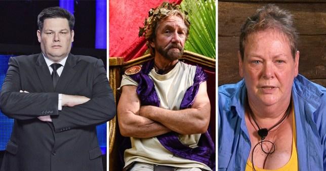 The Chase's Mark Labbett will go 'Full Spartacus' on Noel Edmonds if he crosses Anne Hegerty