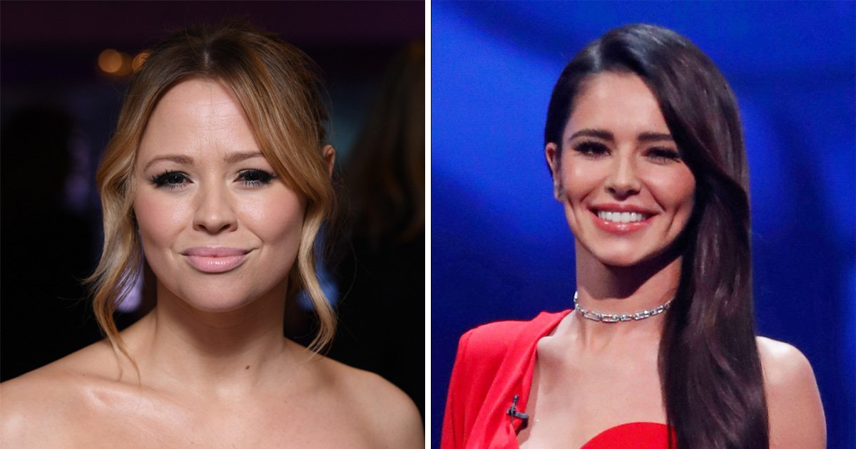 Kimberley Walsh defends Cheryl as Love Made Me Do It actually goes up in the UK charts