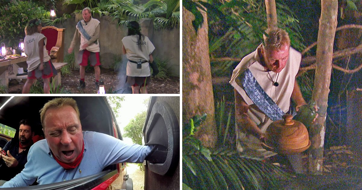 All the times I'm A Celebrity's Harry Redknapp has been the best campmate ever